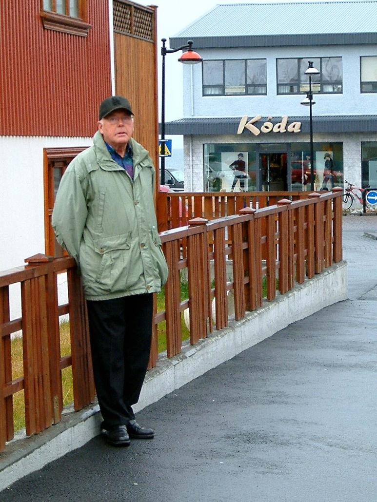 Sturlaugur Björnsson