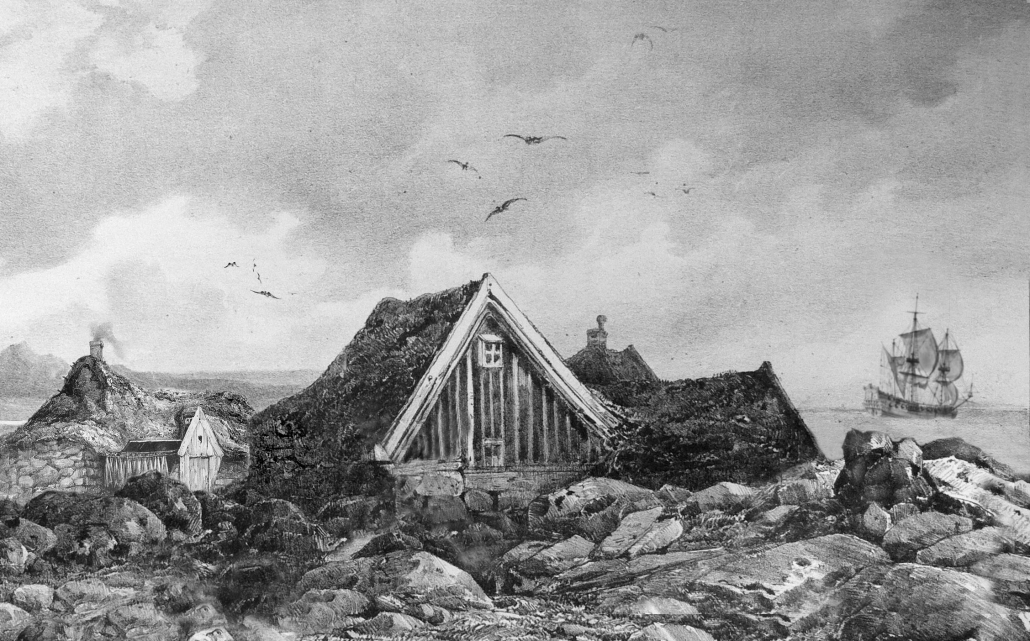 Járngerðarstaðir 1627