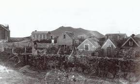 Grindavík fyrrum.
