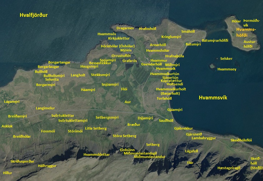 Hvammsvík