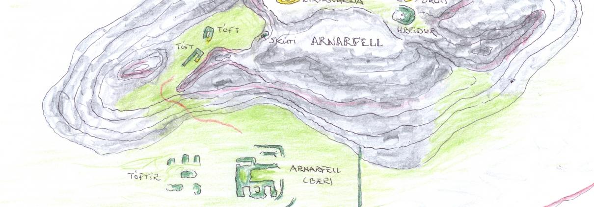 Arnarfell