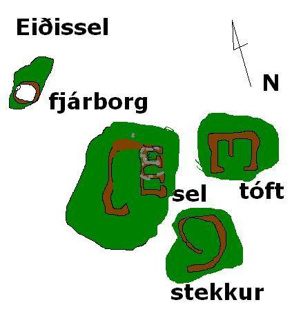 Eiðissel