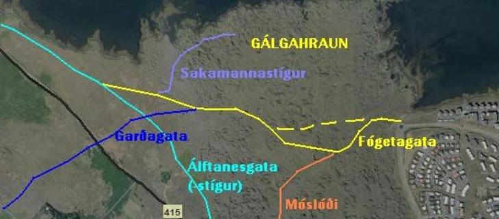 Gálgahraun