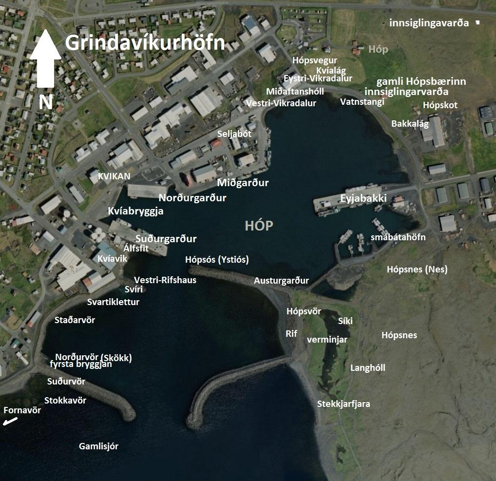 Grindavíkurhöfn