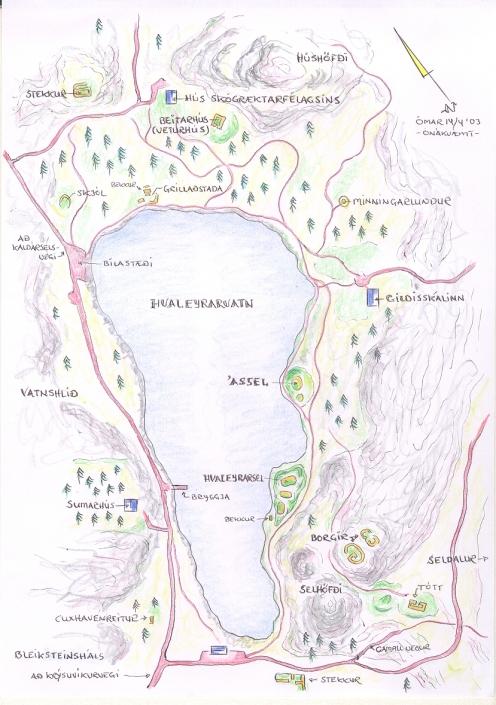 Hvaleyrarsel - Ássel