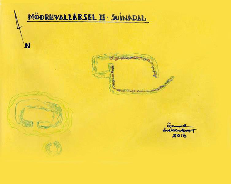 Möðruvallasel II