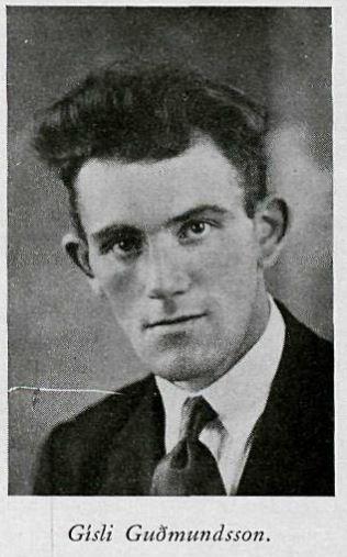Gísli Guðmundsson