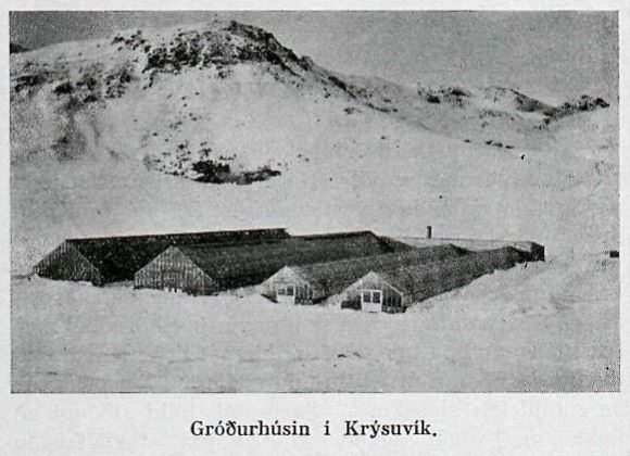 Krýsuvík