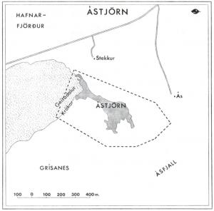 Ástjörn og Ásfjall