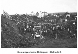 Hellisgerði