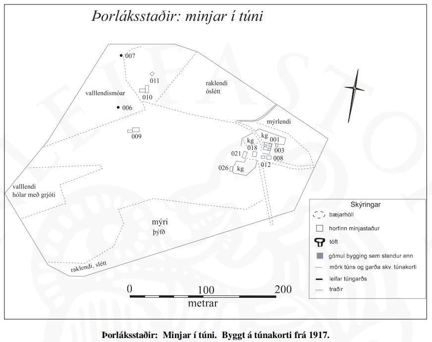 Þorláksstaðir