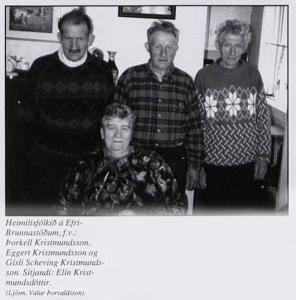 Eggert kristmundsson