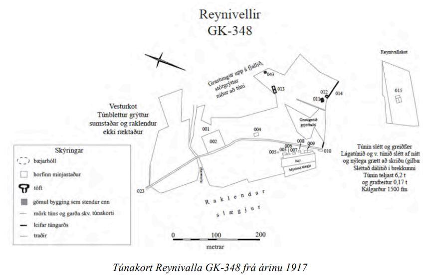 Reynivellir
