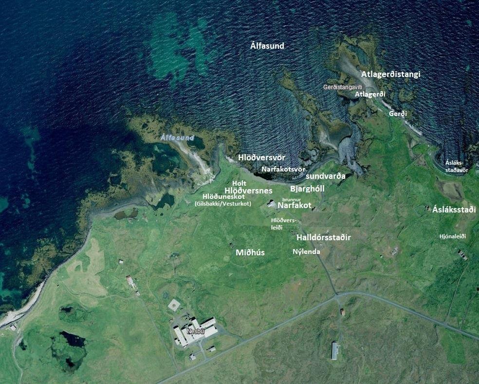 Halldórsstaðir