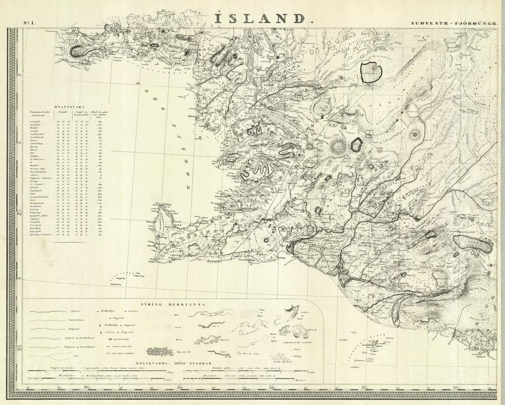 Reykjanesskagi 1944