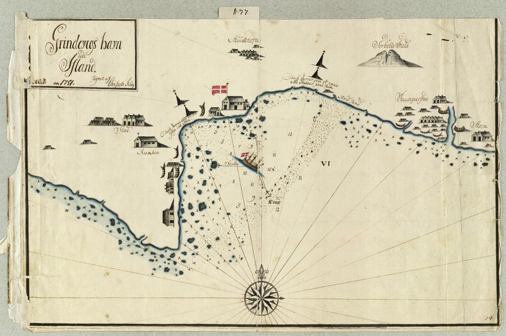 Grindavík 1751