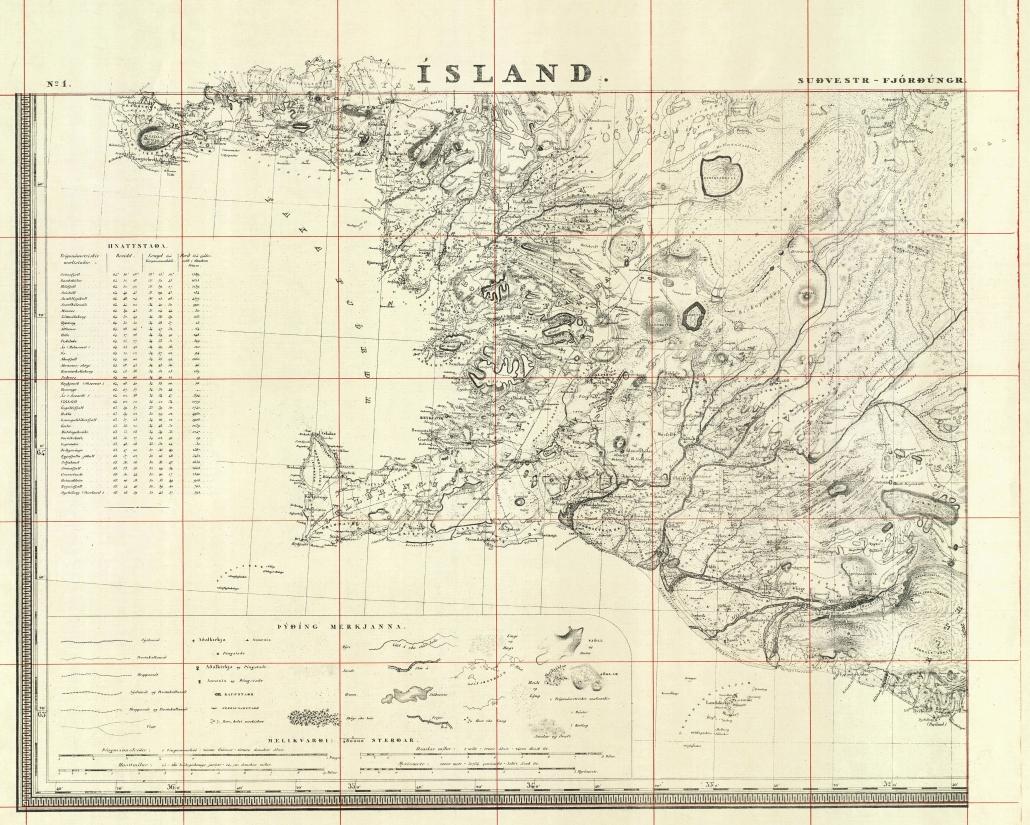 Reykjanesskagi 1900