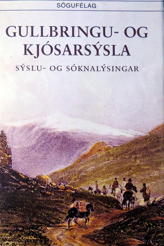 Gullbringu- og Kjósarsýsla.