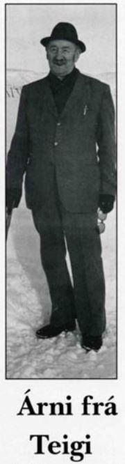 Árni Guðmundsson