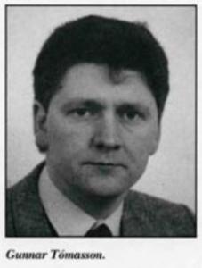 Gunnar Tómason