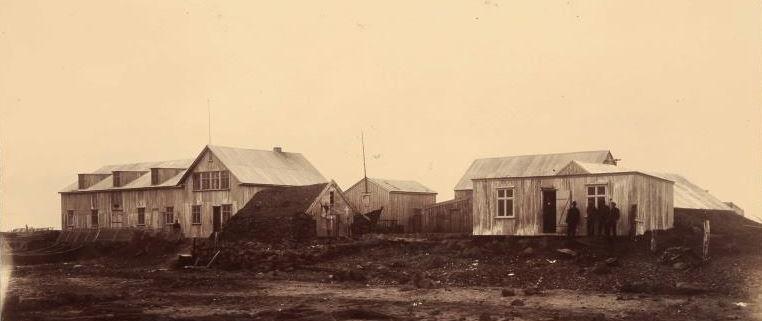 Sandgerði 1910