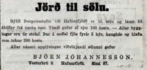 Þorgeirsstaðir
