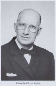 Guðmundur Björgvin