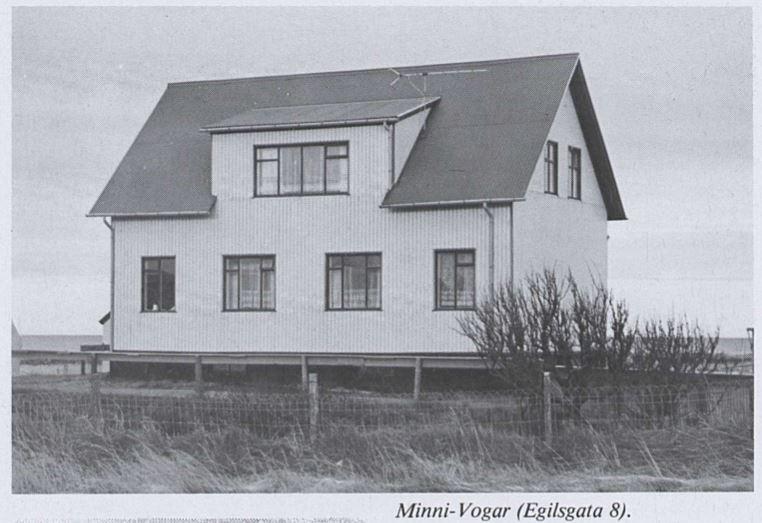 Minni-Vogar