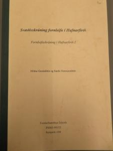 Svæðisskráning fyrir Hafnarfjörð 1998.