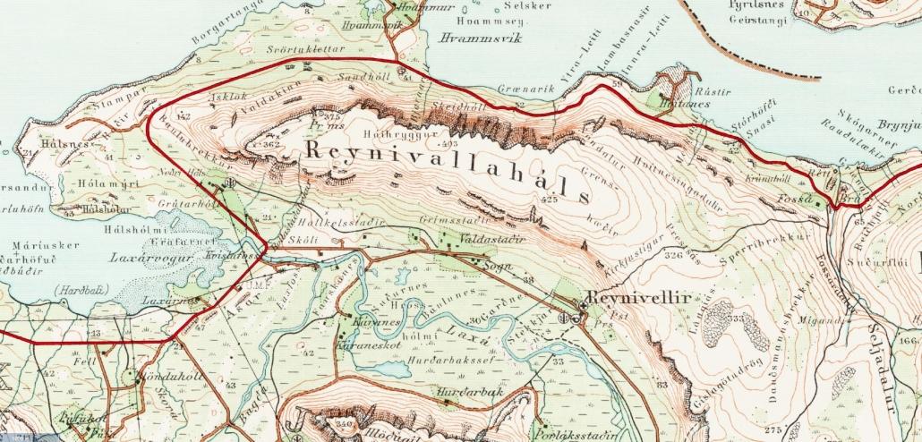 Reynivallaháls
