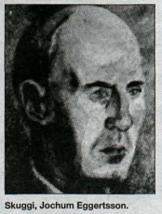 Jochum M. Eggertsson