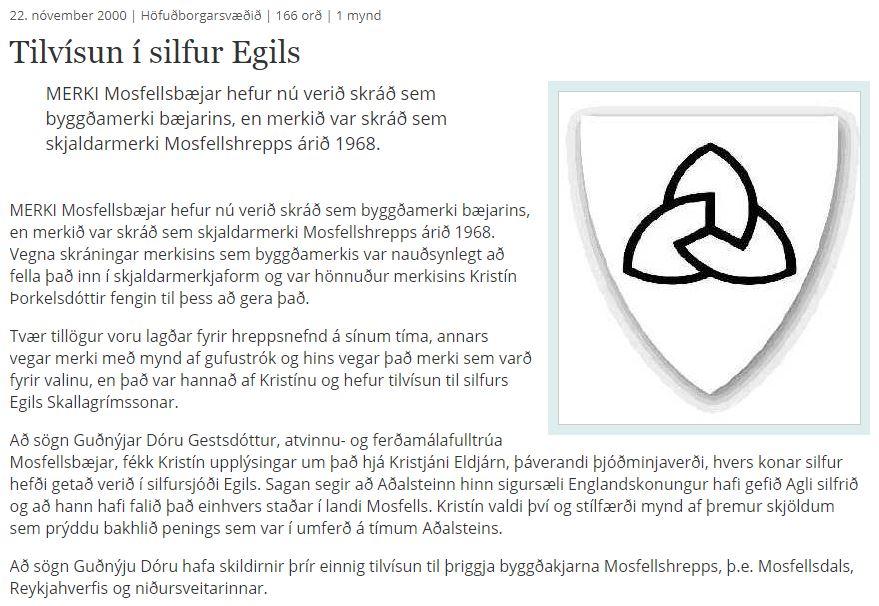Silfur Egils