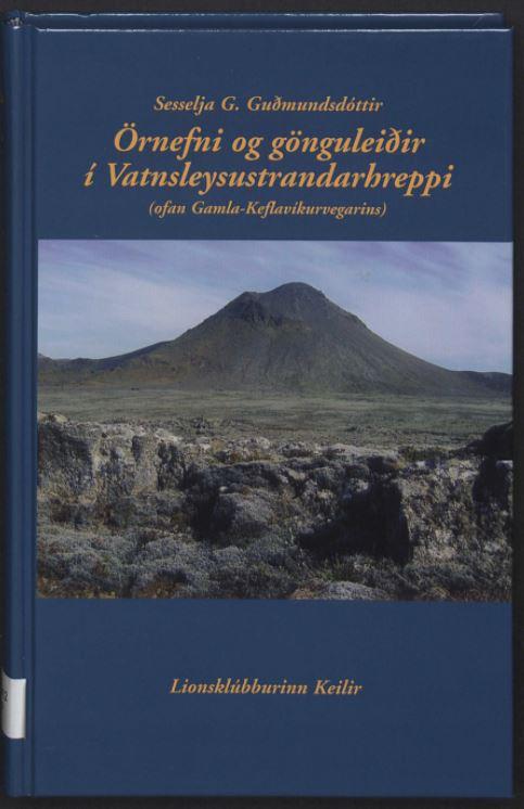 Örnefni og gönguleiðir á Vatnsleysuströnd