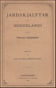 Þorvaldur Thorodddsen