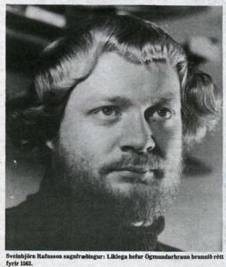 Sveinbörn Rafnsson