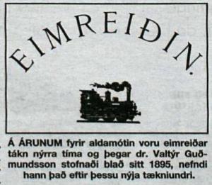 Eimreiðin