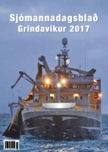 Sjómannadagsblað Grindavíkur 2017.