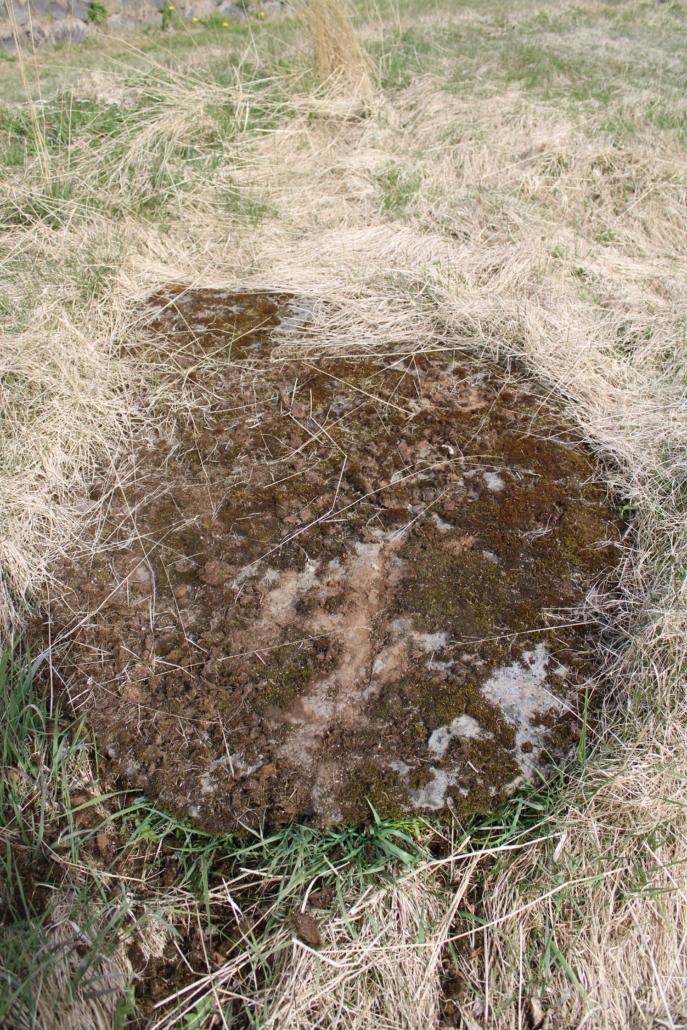 Árbæjarsafn - steinhella