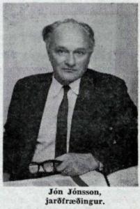 Jón Jónsson