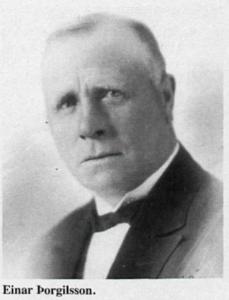 Einar Þorgilsson