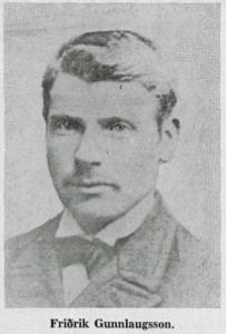 Friðrik Gunnlaugsson