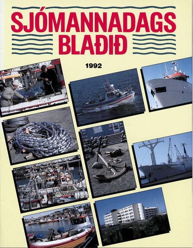 Sjómannadagsblaðið 1992