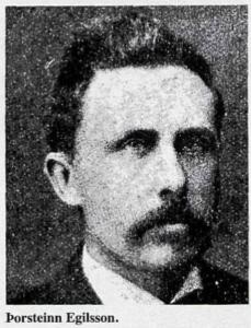 Þorsteinn Egilsson