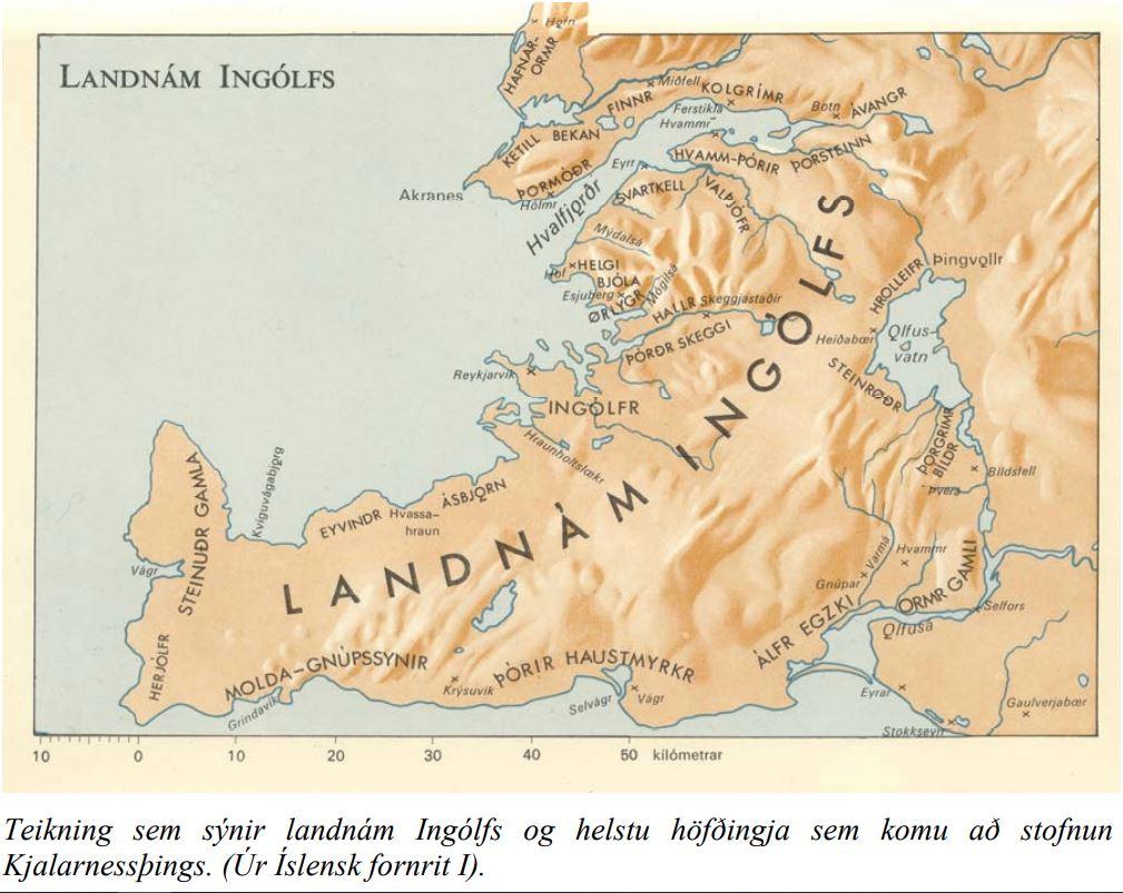 Landnám Ingólfs