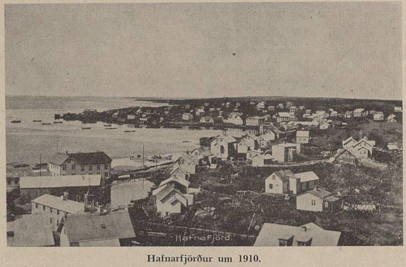 Hafnarfjörður 1910