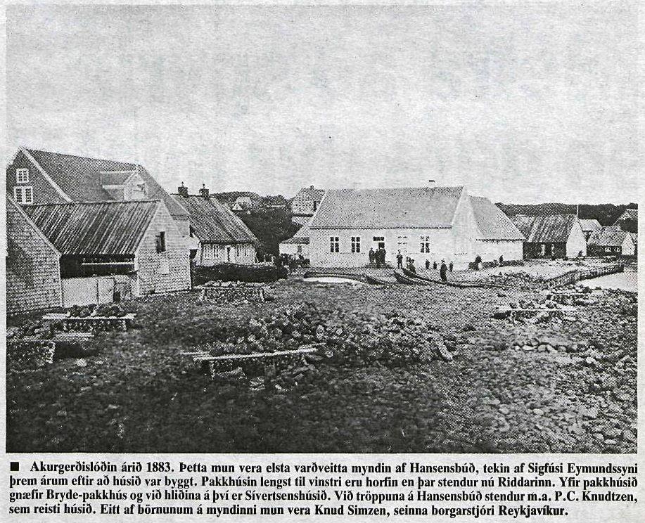 Hansensbúð